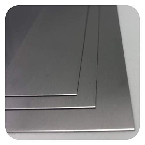 K 240 l/ámina de hasta 1000 x 1000/mm. Chapa de acero inoxidable de 3/mm V2A rectificada por un lado