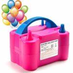 Bomba para inflar globos