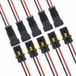 Conectores eléctricos rápidos